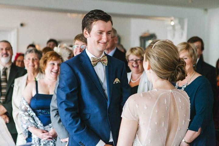 17 Cornish Beach Side Wedding By Debs Ivelja