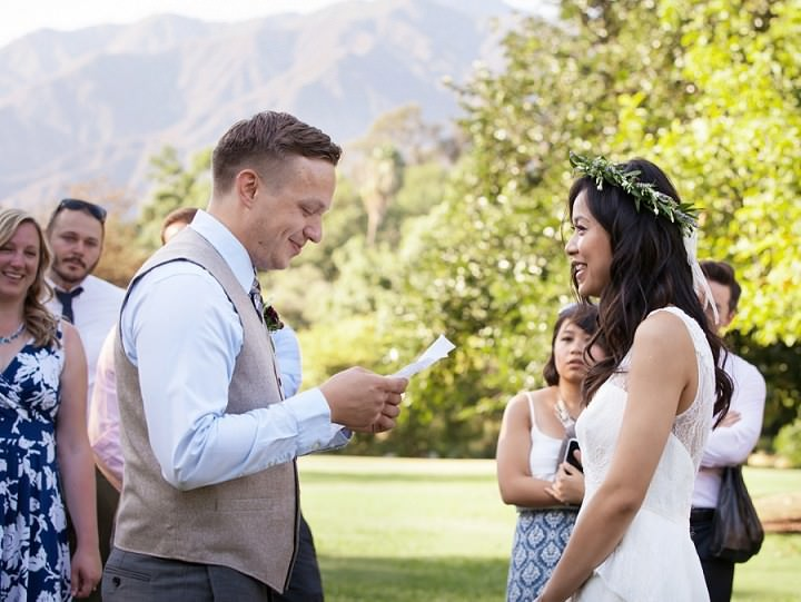 17 Outdoor wedding By Margo and Mia