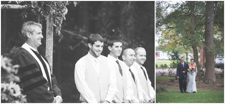 18 Sunflower Filled Rustic Barn Wedding. By Will Greene