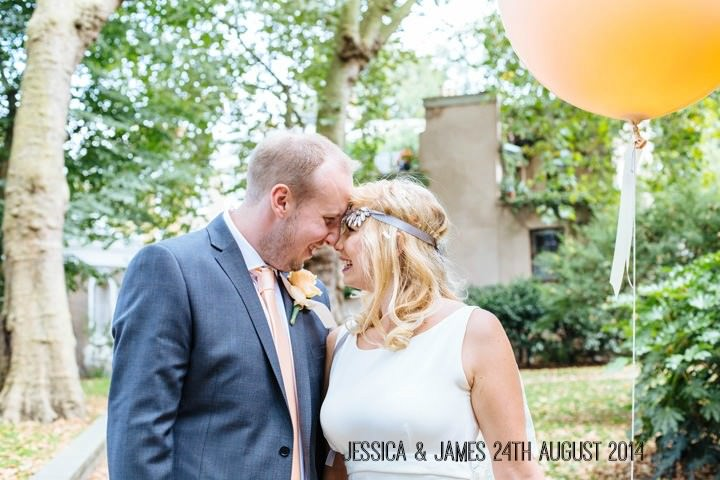 1a Pretty Peach Cinema Wedding By Laura Debourde Photography
