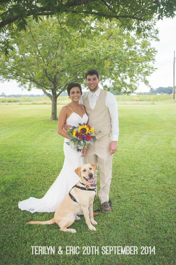 1a Sunflower Filled Rustic Barn Wedding. By Will Greene
