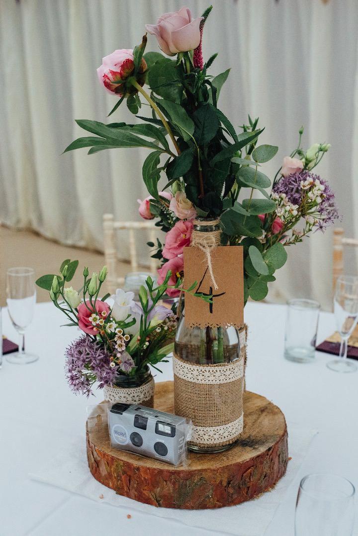 2 DIY Farm Wedding By Rhian Photography