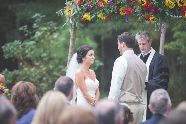 20 Sunflower Filled Rustic Barn Wedding. By Will Greene