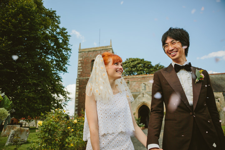 20  Wedding With Homemade Dress By James and Lianne
