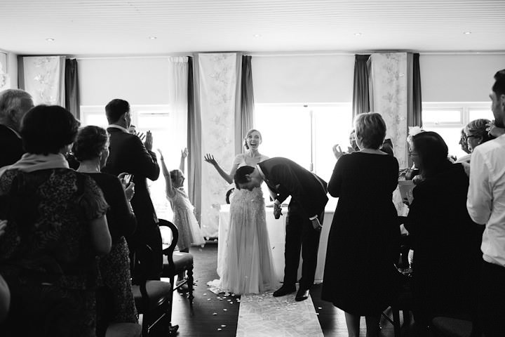 22 Cornish Beach Side Wedding By Debs Ivelja