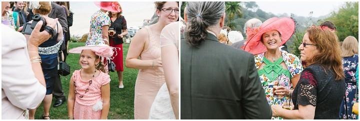 25 Cornish Beach Side Wedding By Debs Ivelja