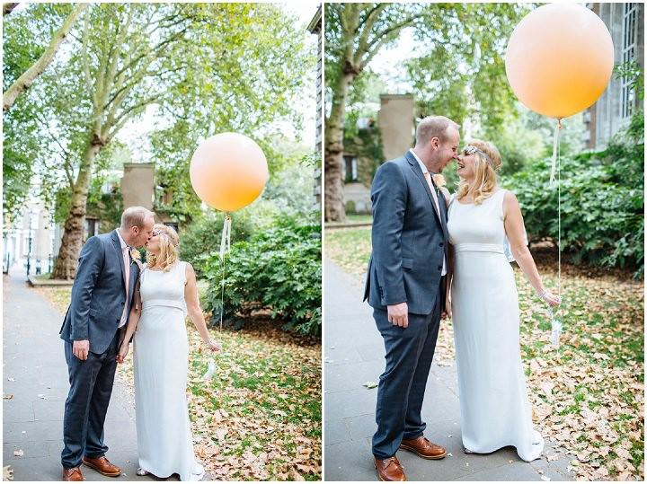 25 Pretty Peach Cinema Wedding By Laura Debourde Photography