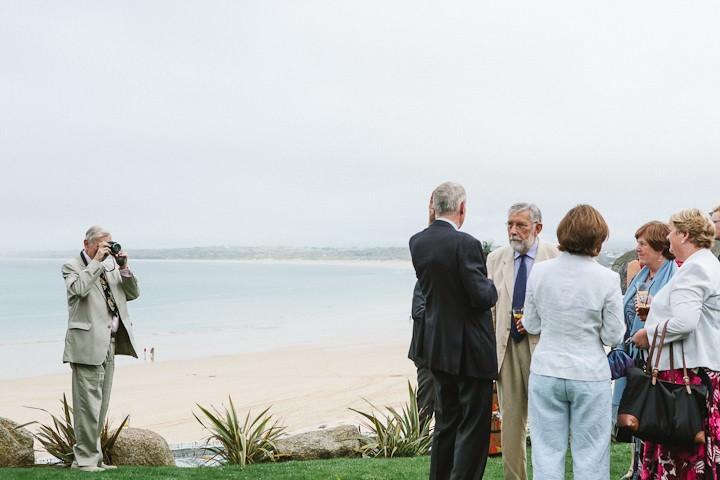 26 Cornish Beach Side Wedding By Debs Ivelja