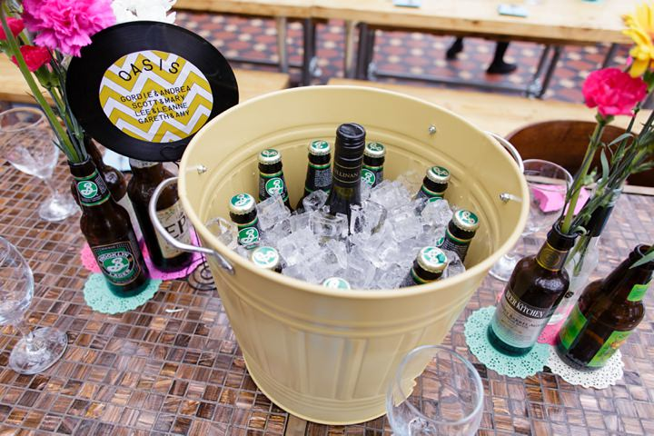 27 Beer and Music Loving Wedding By Tux and Tales Photography