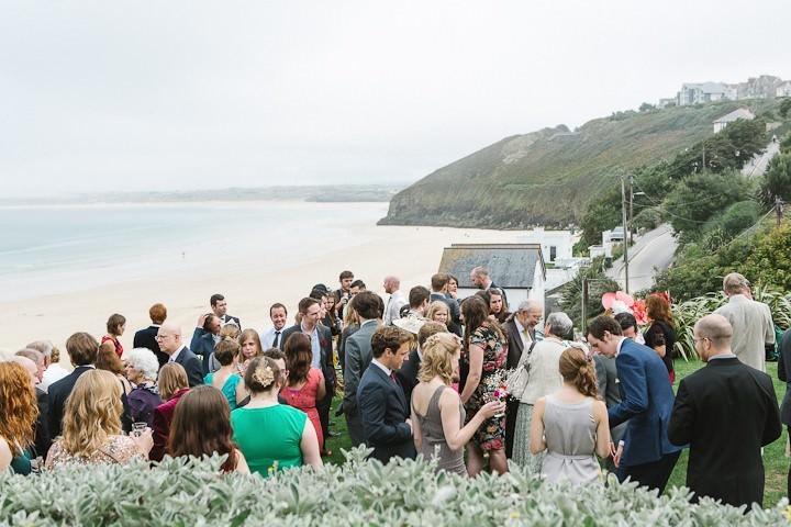 27 Cornish Beach Side Wedding By Debs Ivelja