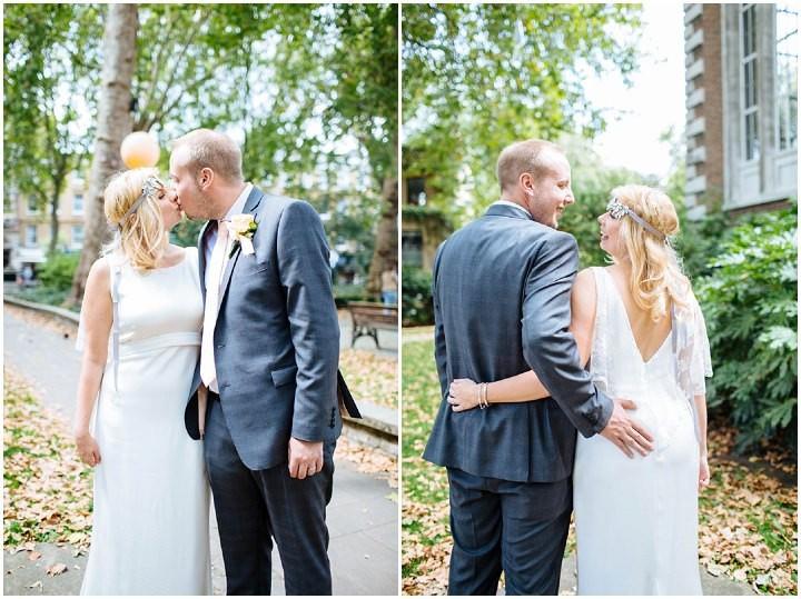 28 Pretty Peach Cinema Wedding By Laura Debourde Photography