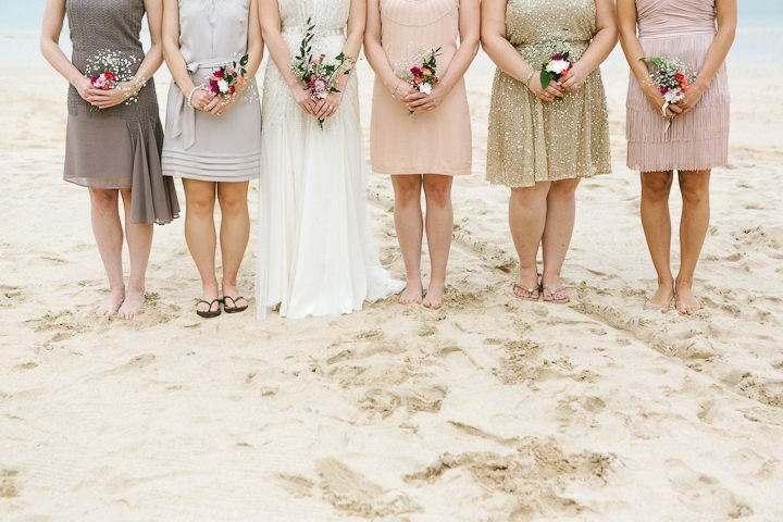 29 Cornish Beach Side Wedding By Debs Ivelja