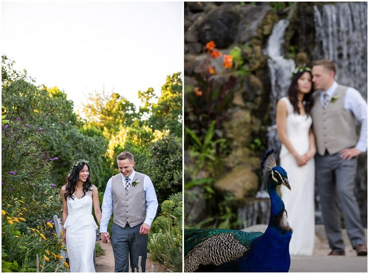 29 Outdoor wedding By Margo and Mia
