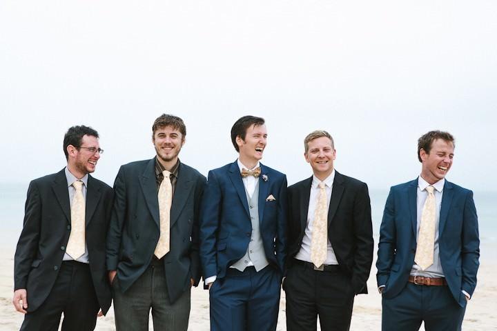 30 Cornish Beach Side Wedding By Debs Ivelja