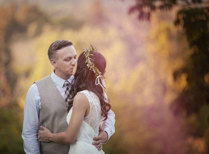 30 Outdoor wedding By Margo and Mia
