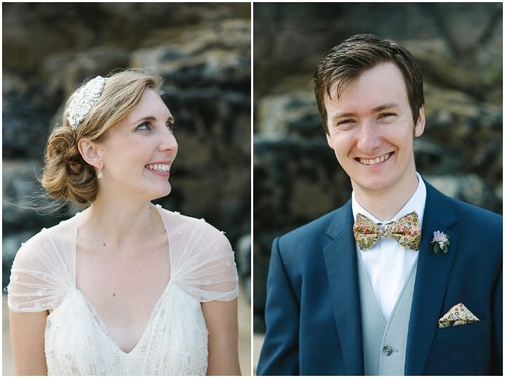 33 Cornish Beach Side Wedding By Debs Ivelja