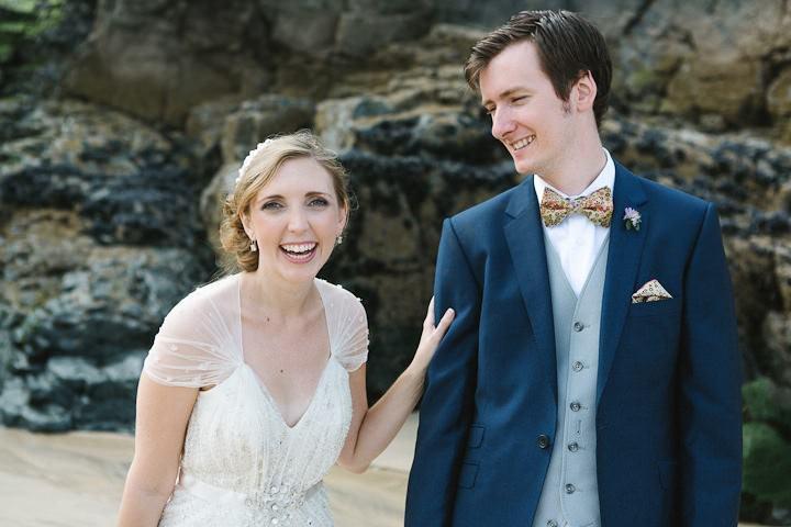 35 Cornish Beach Side Wedding By Debs Ivelja
