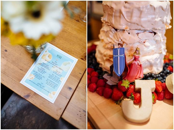 35 Pretty Peach Cinema Wedding By Laura Debourde Photography