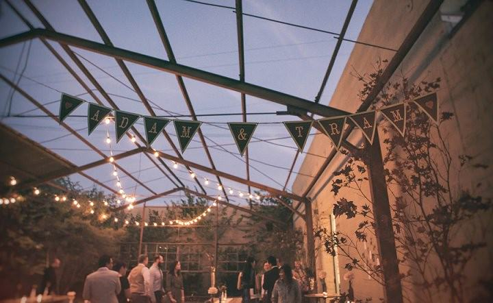 39 Outdoor wedding By Margo and Mia