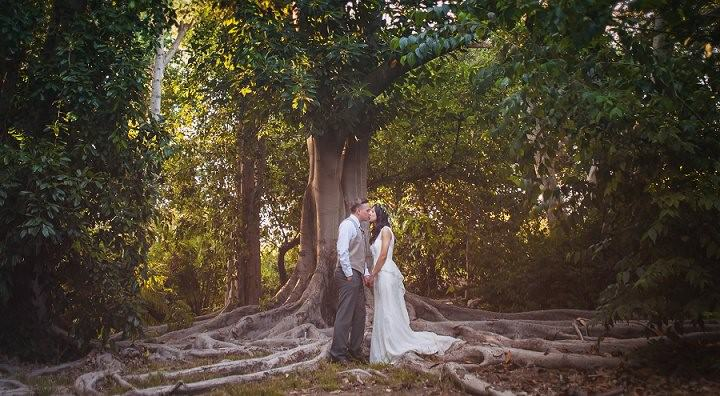 4 Outdoor wedding By Margo and Mia