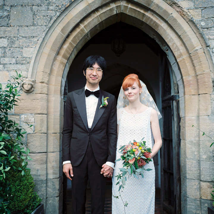 4  Wedding With Homemade Dress By James and Lianne