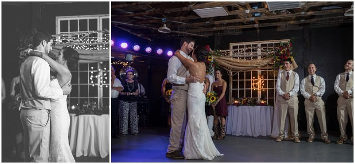 40 Sunflower Filled Rustic Barn Wedding. By Will Greene
