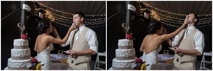 41 Sunflower Filled Rustic Barn Wedding. By Will Greene