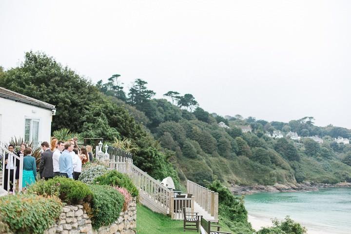 44 Cornish Beach Side Wedding By Debs Ivelja