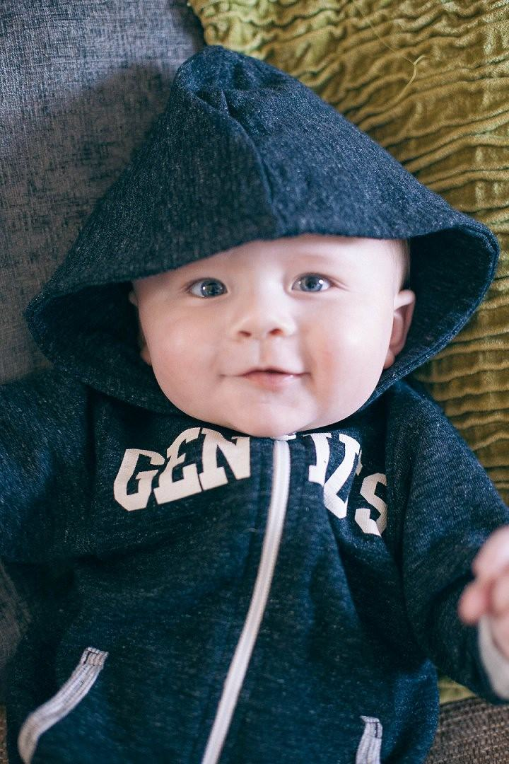 Over on a Boho Life - Life With Baby Dexter: 2 Months - 6 Months