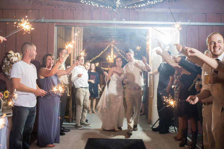 45 Sunflower Filled Rustic Barn Wedding. By Will Greene