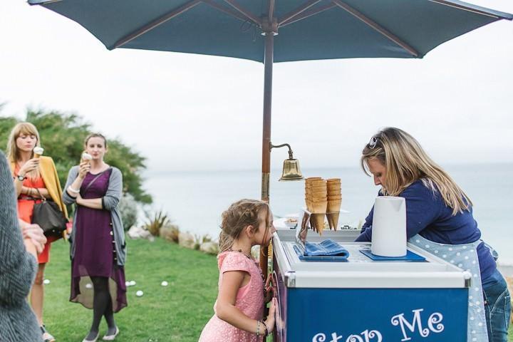 46 Cornish Beach Side Wedding By Debs Ivelja