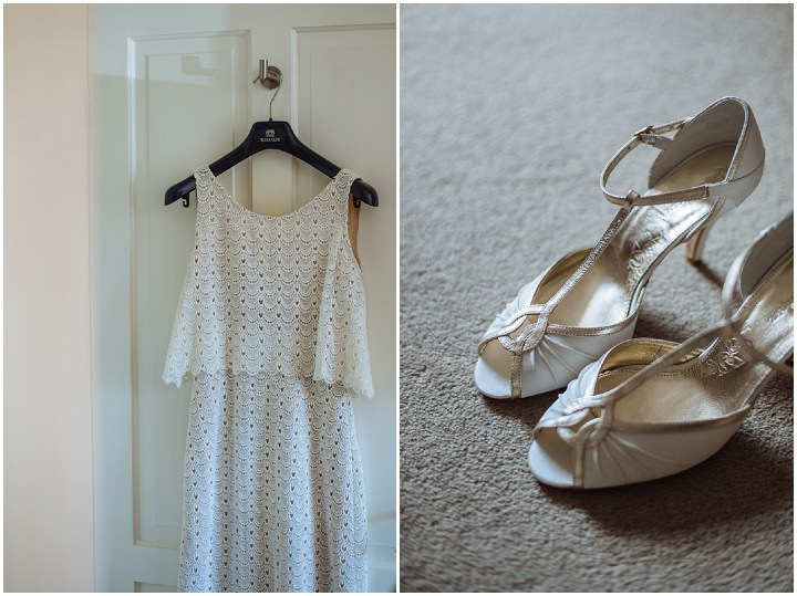 5  Wedding With Homemade Dress By James and Lianne