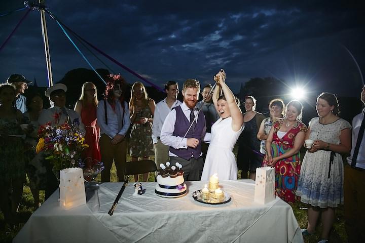51 Village Fete Wedding By Benjamin The Photographer