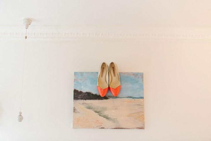 9 Cornish Beach Side Wedding By Debs Ivelja