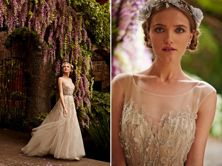Wedding dresses by BHLDN