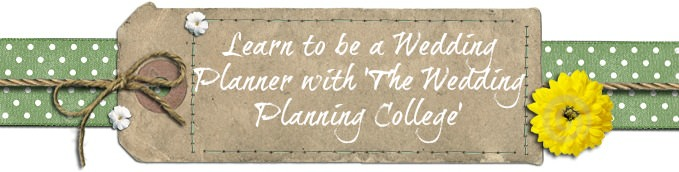 Learn to be a First Class Wedding Planner with 'The Wedding Planning College'