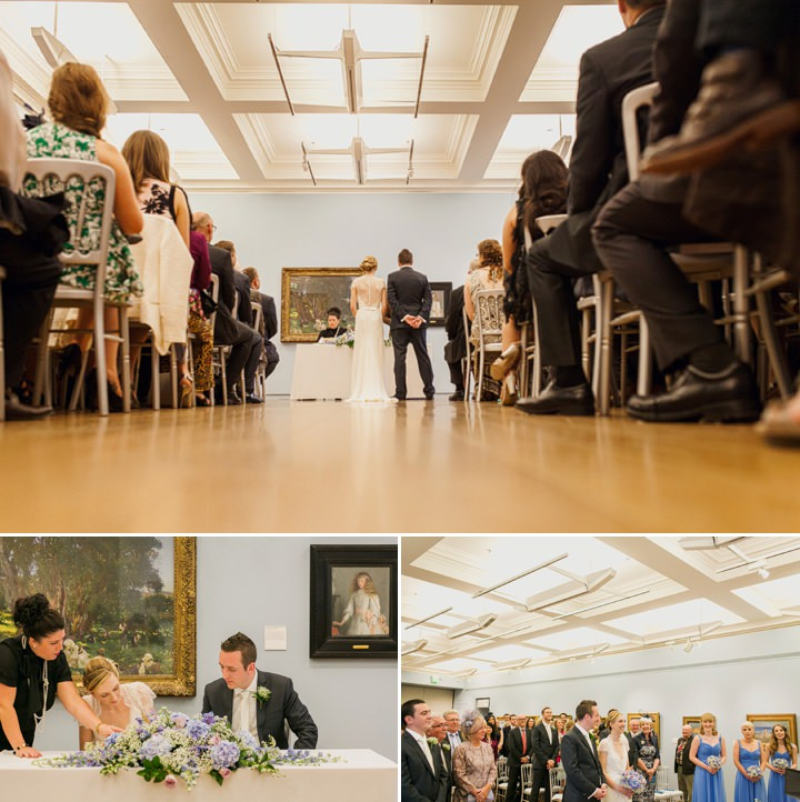 Manchester Art Gallery Wedding By Paul Joseph Photography