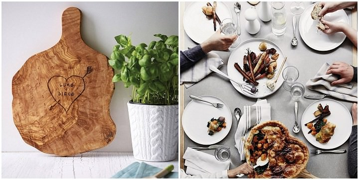 The Rustic Dish Great for personalised chopping boards