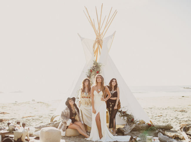 boho's best bits - best styled shoot