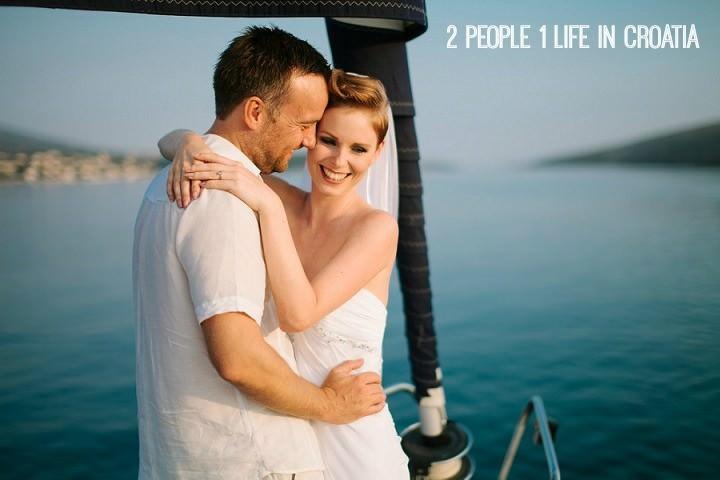 2 People 1 Life: Wedding 60 - Wedding in Croatia