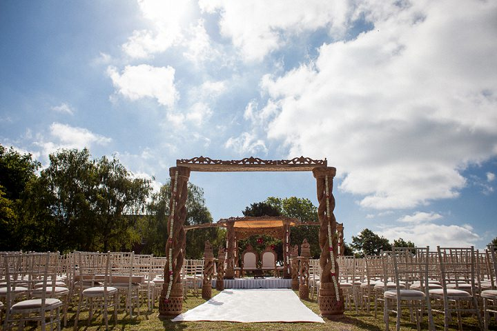 10 Bollywood Beach and Flamingos Wedding By Matt Parry Photography