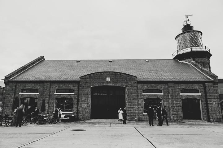 11 London Warehouse Wedding. By Amy B Photography