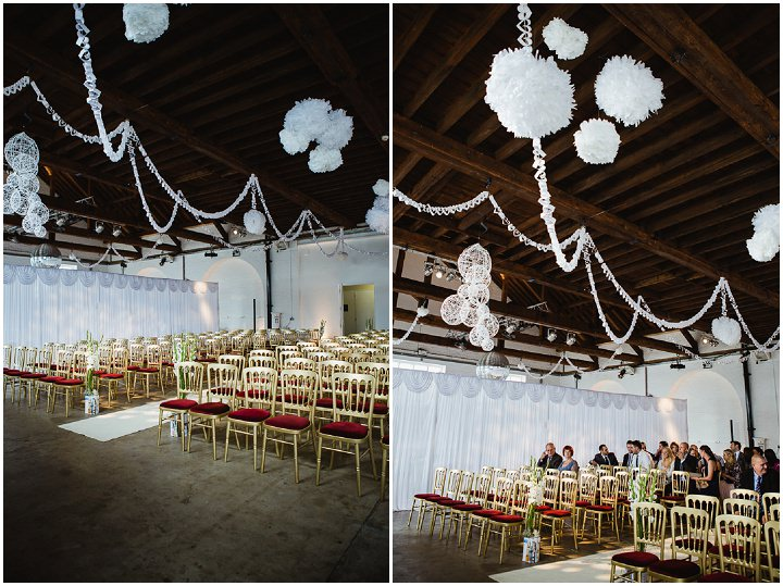 12 London Warehouse Wedding. By Amy B Photography
