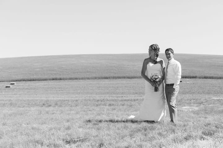 12 Wedding with Gorgeous First Look By Emily Wenzel Photography