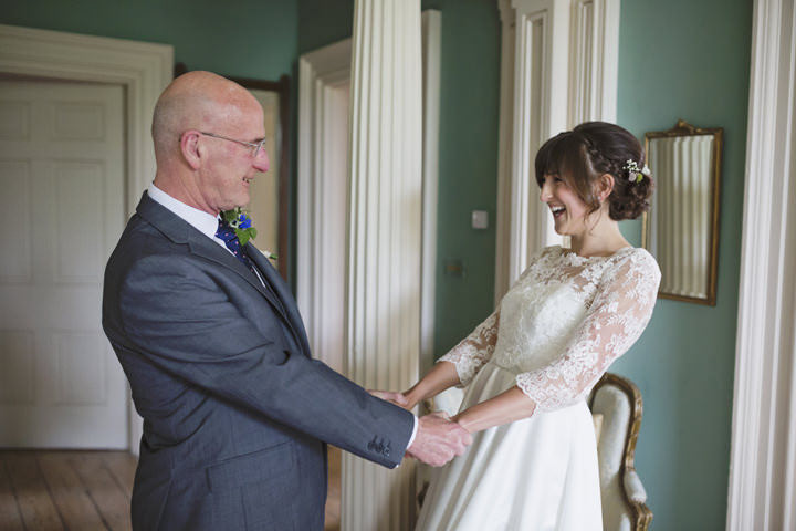 12 Yorkshire Wedding with Handmade Touches By Mark Tattersall