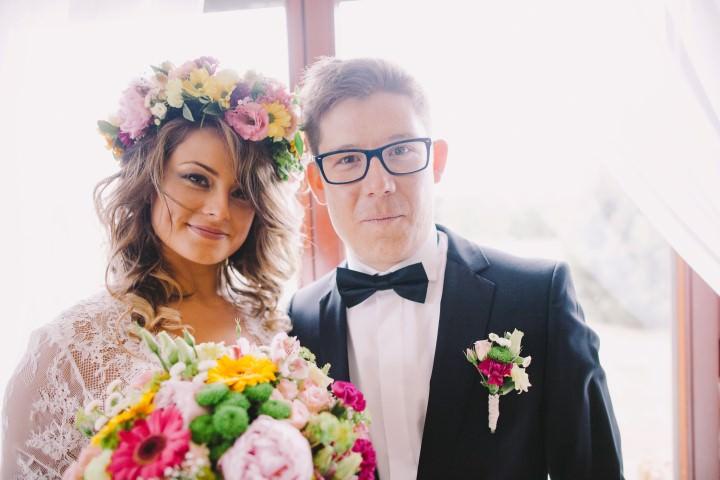 14 Colourful Polish Wedding By PNM Weddings