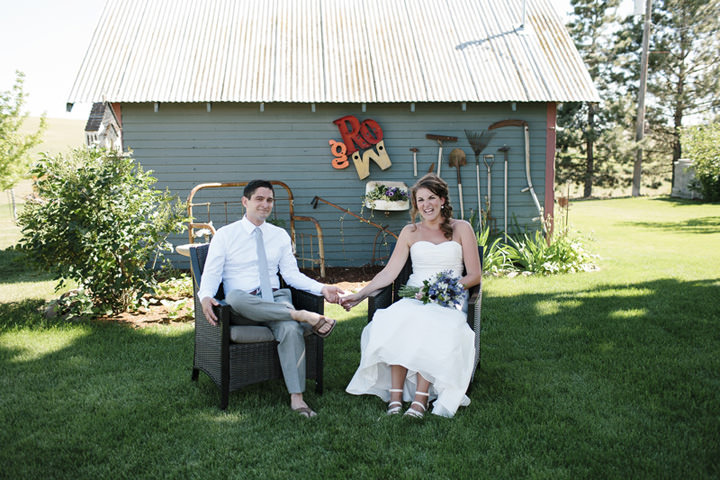 14 Wedding with Gorgeous First Look By Emily Wenzel Photography