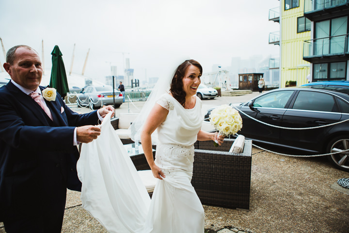 15 London Warehouse Wedding. By Amy B Photography