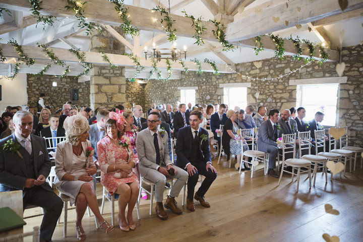 16 Yorkshire Wedding with Handmade Touches By Mark Tattersall
