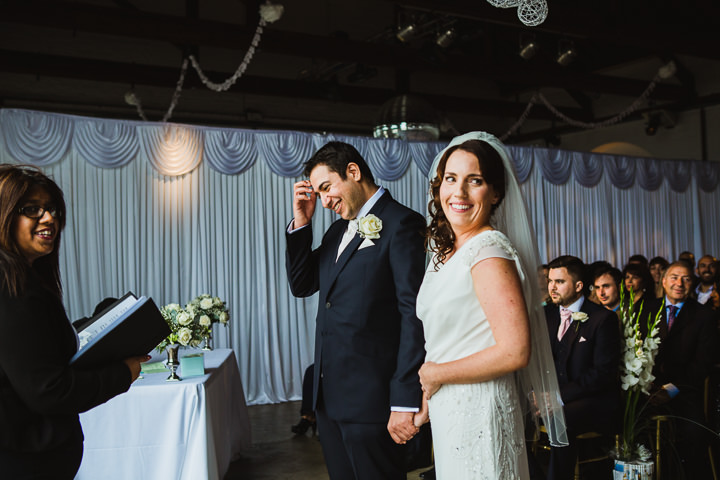 17 London Warehouse Wedding. By Amy B Photography